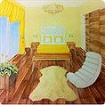 student interiors painting