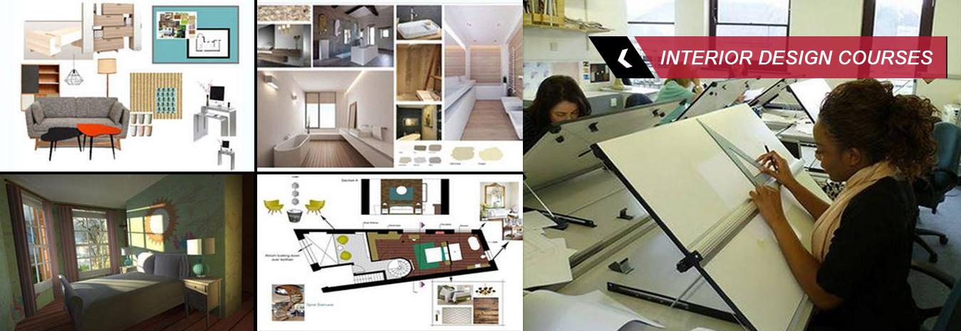 Interior design colleges london garden design art and design courses at jjaada academy for Interior design certification colorado
