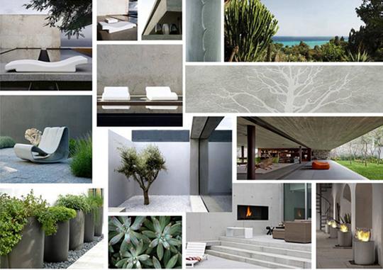 garden design project board image 2