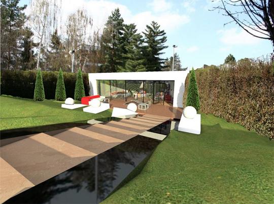 student garden design project image