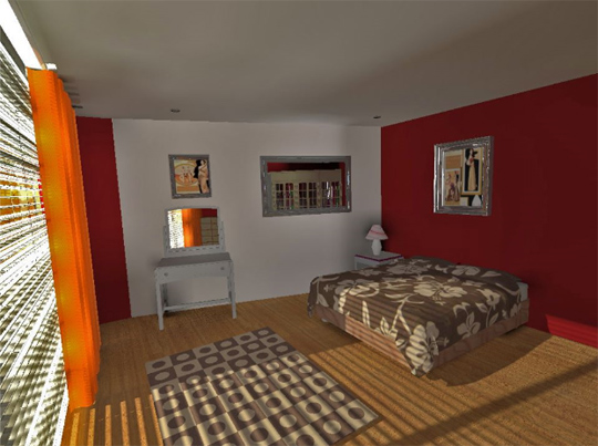JJAADA Academy student bedroom project