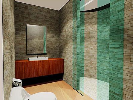 Bathroomelena Padova Jjaada Academy Interior Design