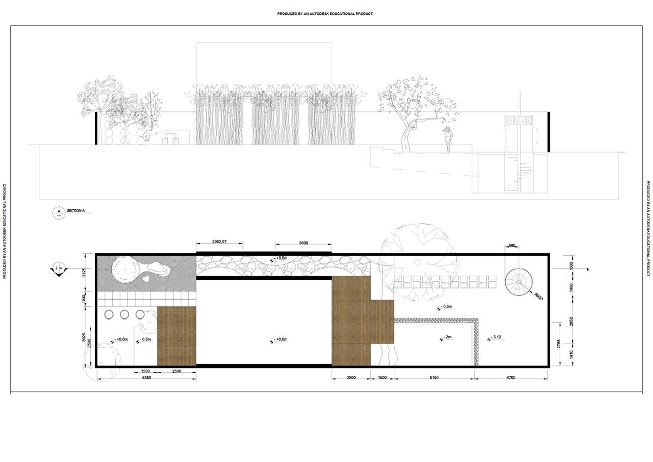 Garden Plan Eva Jjaada Academy Interior Design Courses London