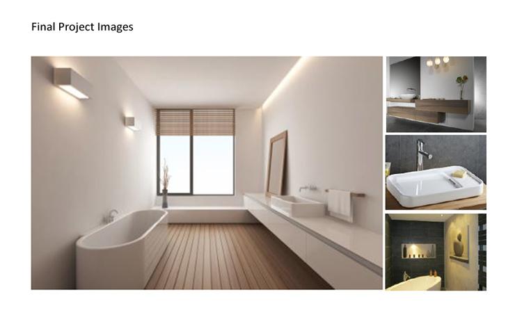 london bathroom project