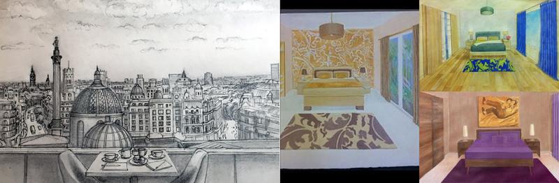 art & interiors course