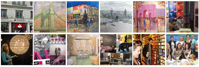 Art Interior Design Courses In London