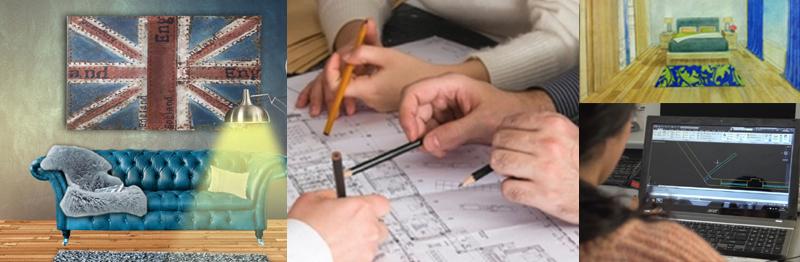 online interior design course