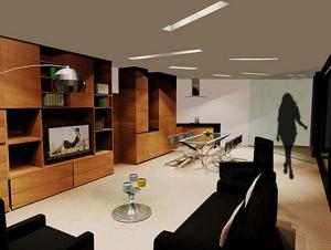 Living room Elena Padova6
